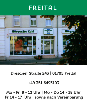 Filiale in Freital