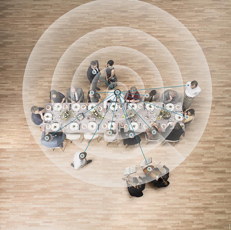 Gutes Klangerlebnis durch Hörgeräte der neuesten Generation
